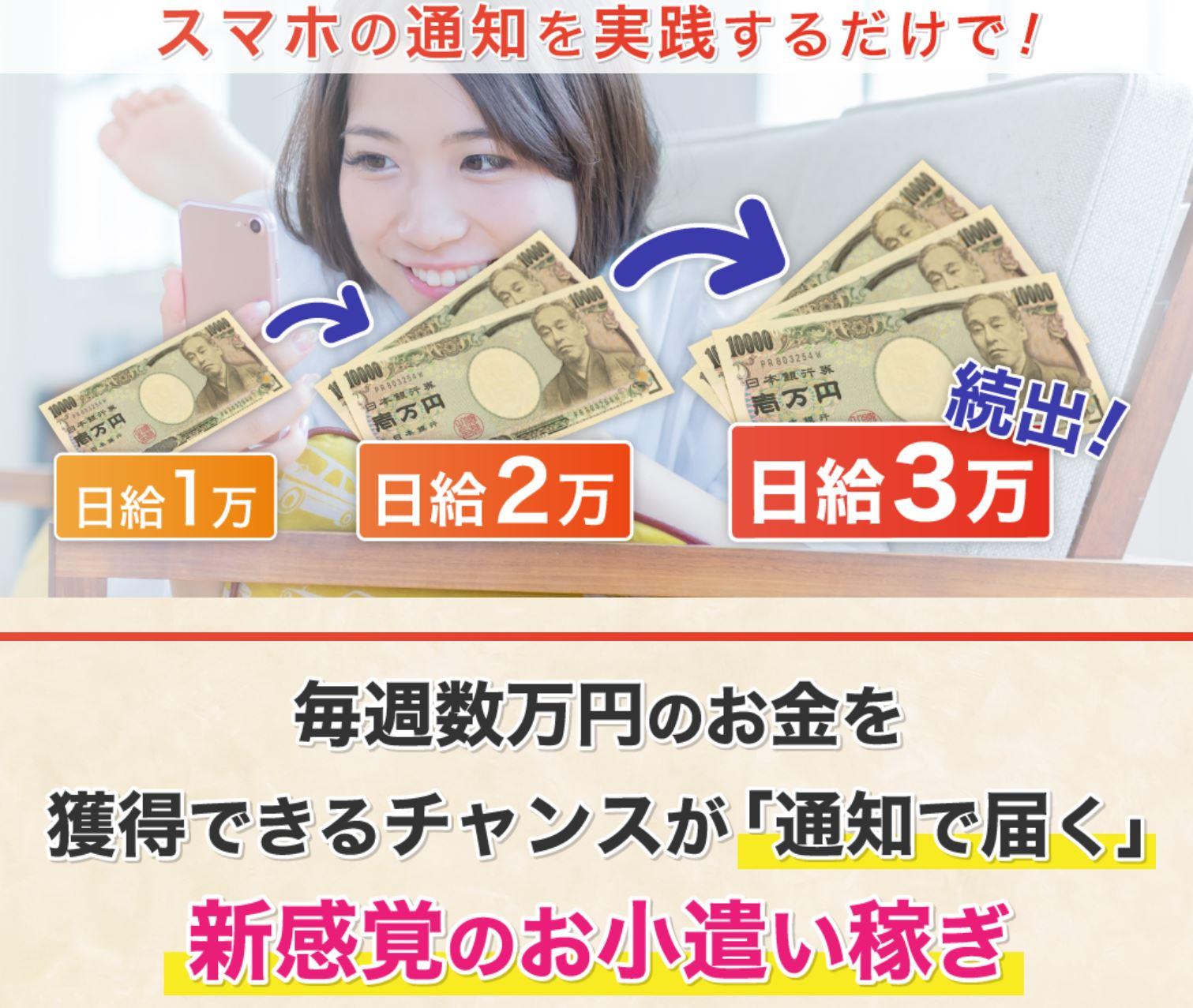 藤村千里 Aegis(イージス)  日給3万円稼ぐことができる?副業調査